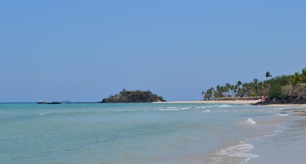 Andilana beach, Plage de sable fin